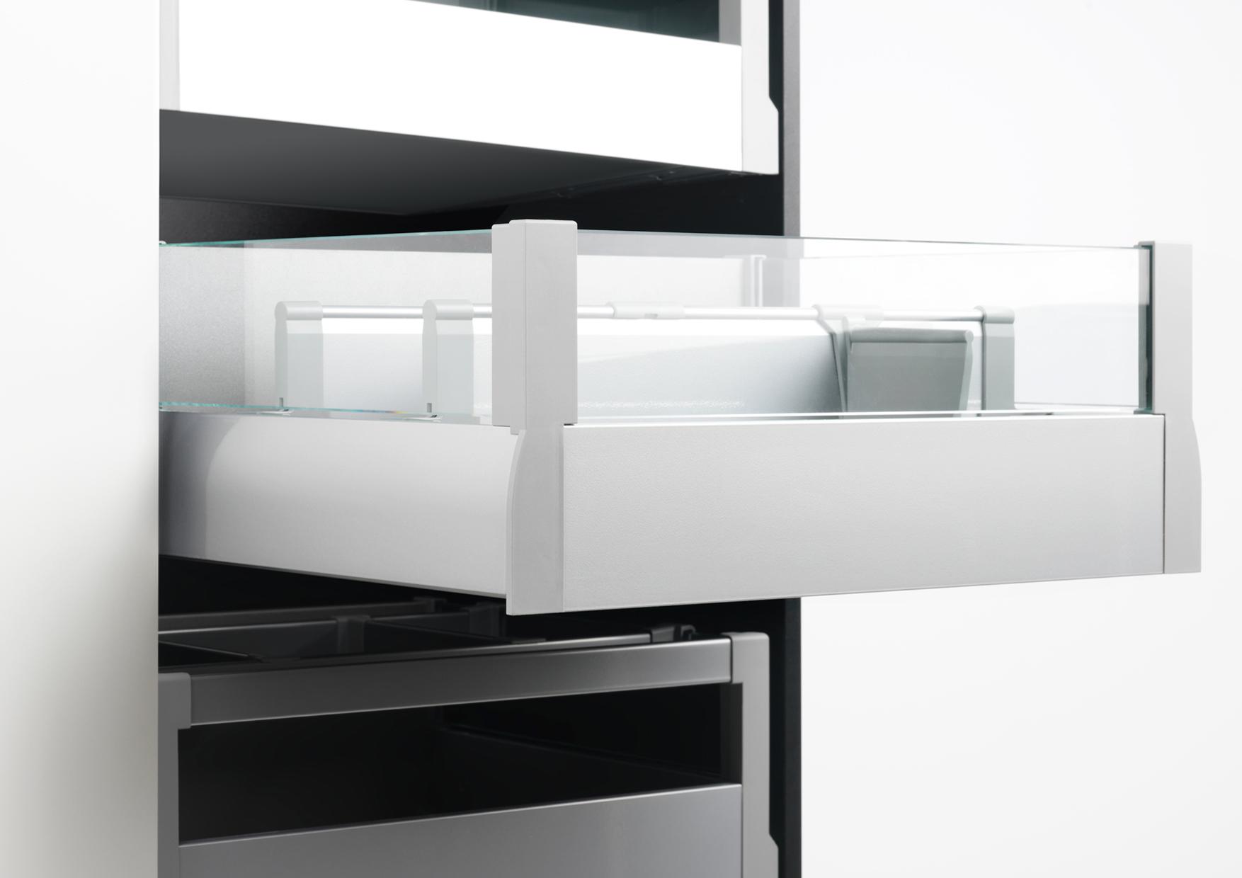 Frontauszug Küche | Intelligent Storage Solutions Offer More Comfort In The Kitchen