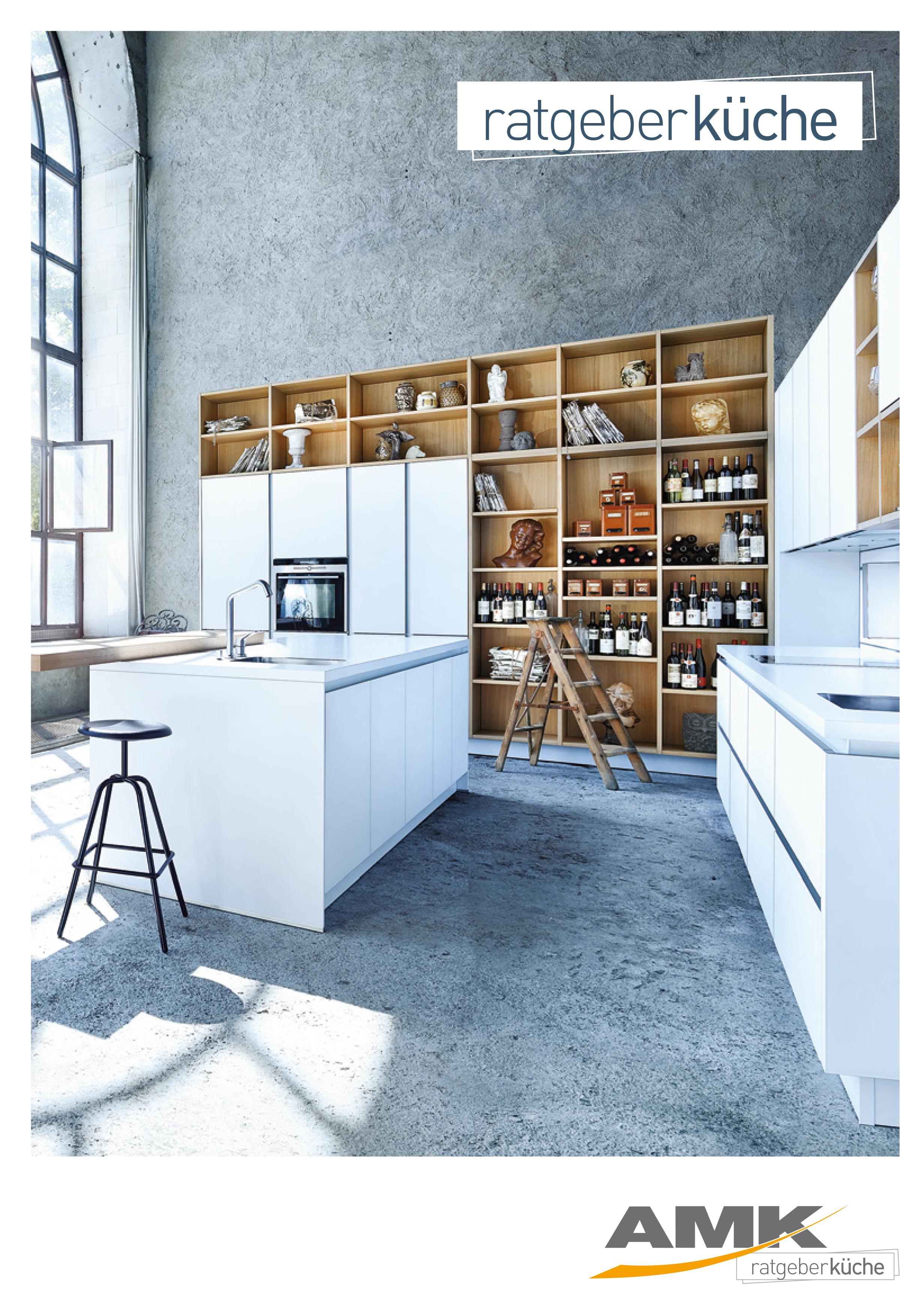 Anregungen und Tipps für den Küchenkauf: Informativer AMK Ratgeber ...