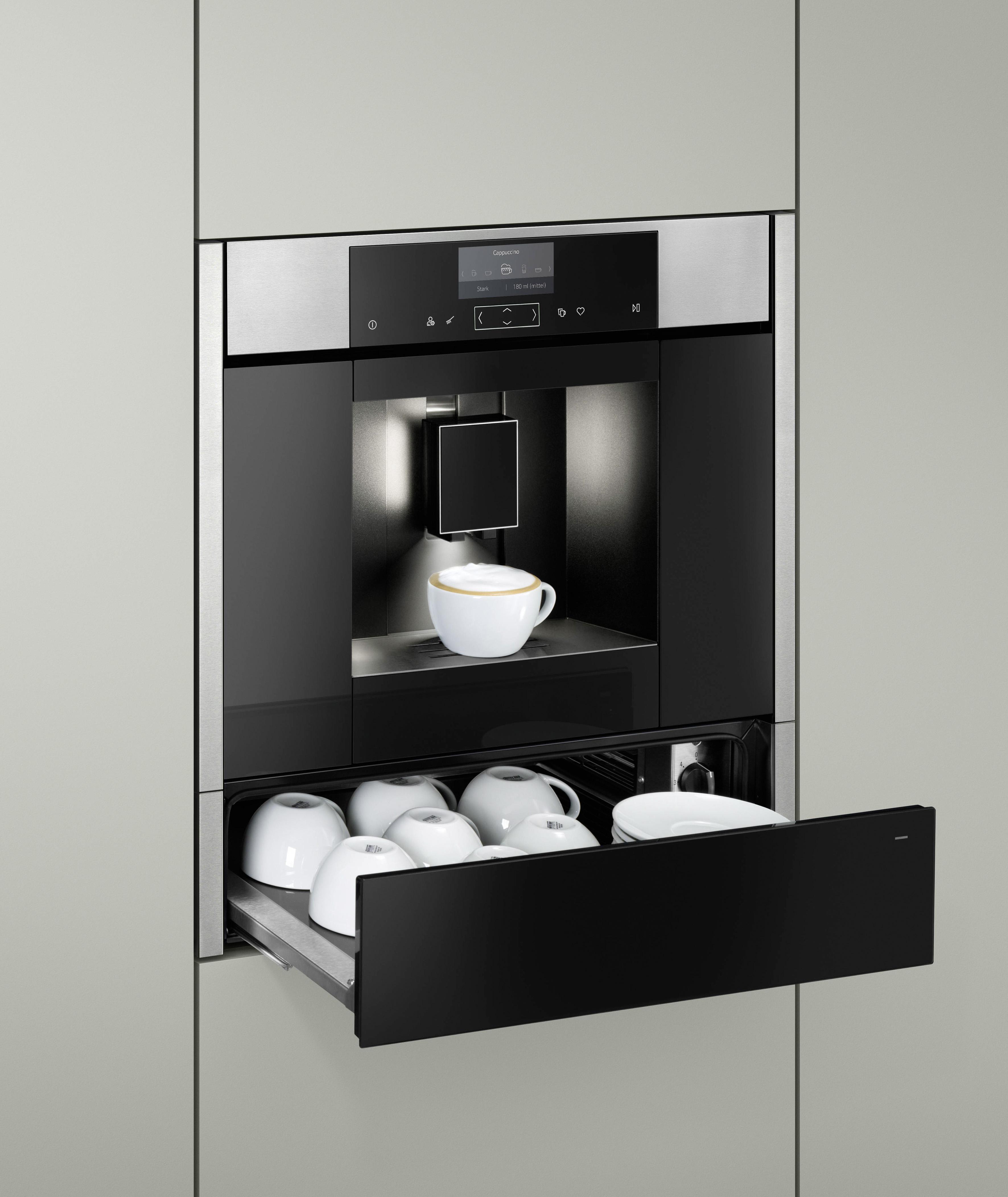Perfekter Kaffeegenuss in der eigenen Küche AMK