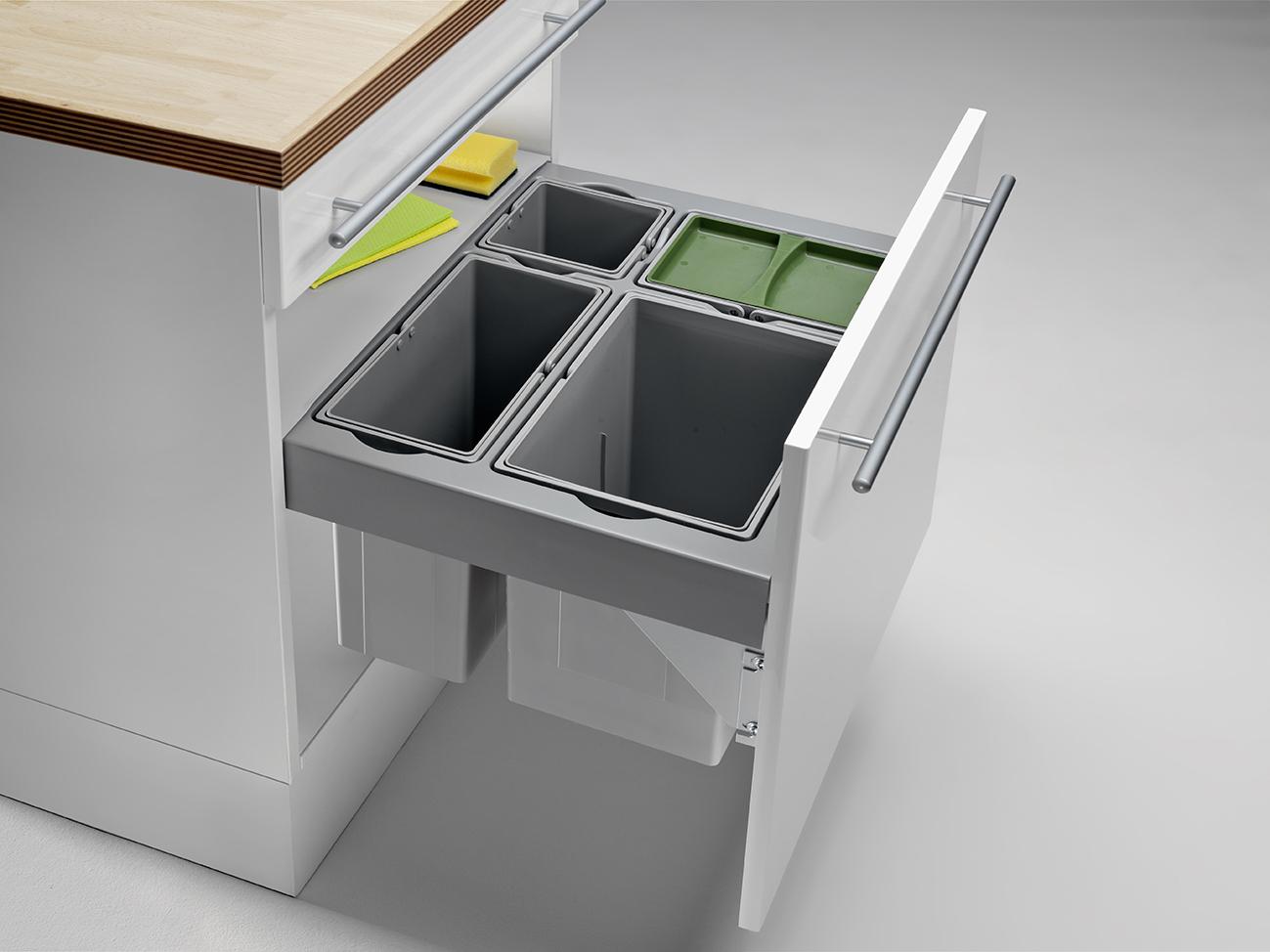 Abfallsysteme Küche ~ Home Design Ideen