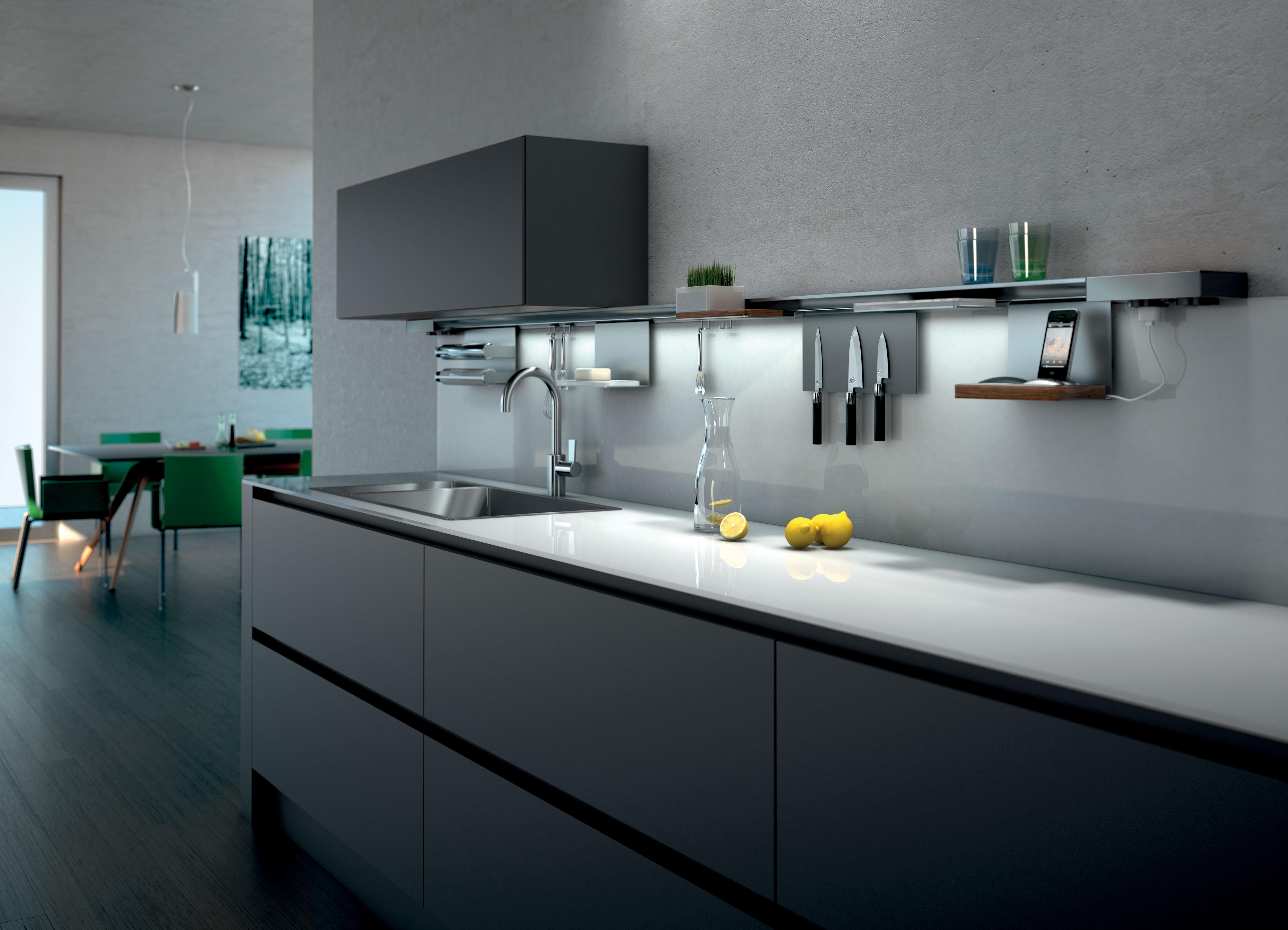 Küchennischen blickfang küchennische amk arbeitsgemeinschaft die moderne küche