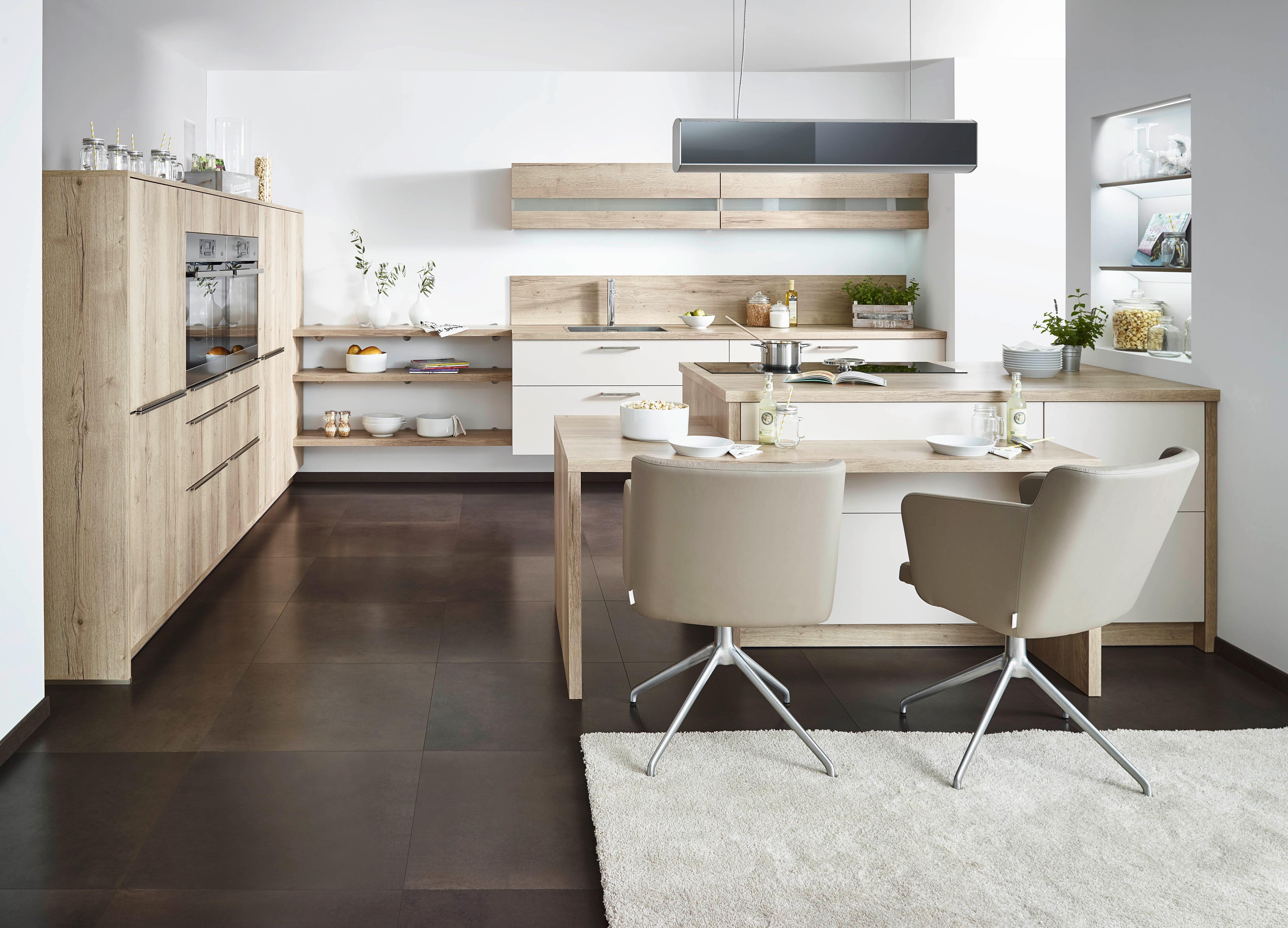 Eine moderne Küche ist einladend wie ein bequemes Sofa - AMK ...