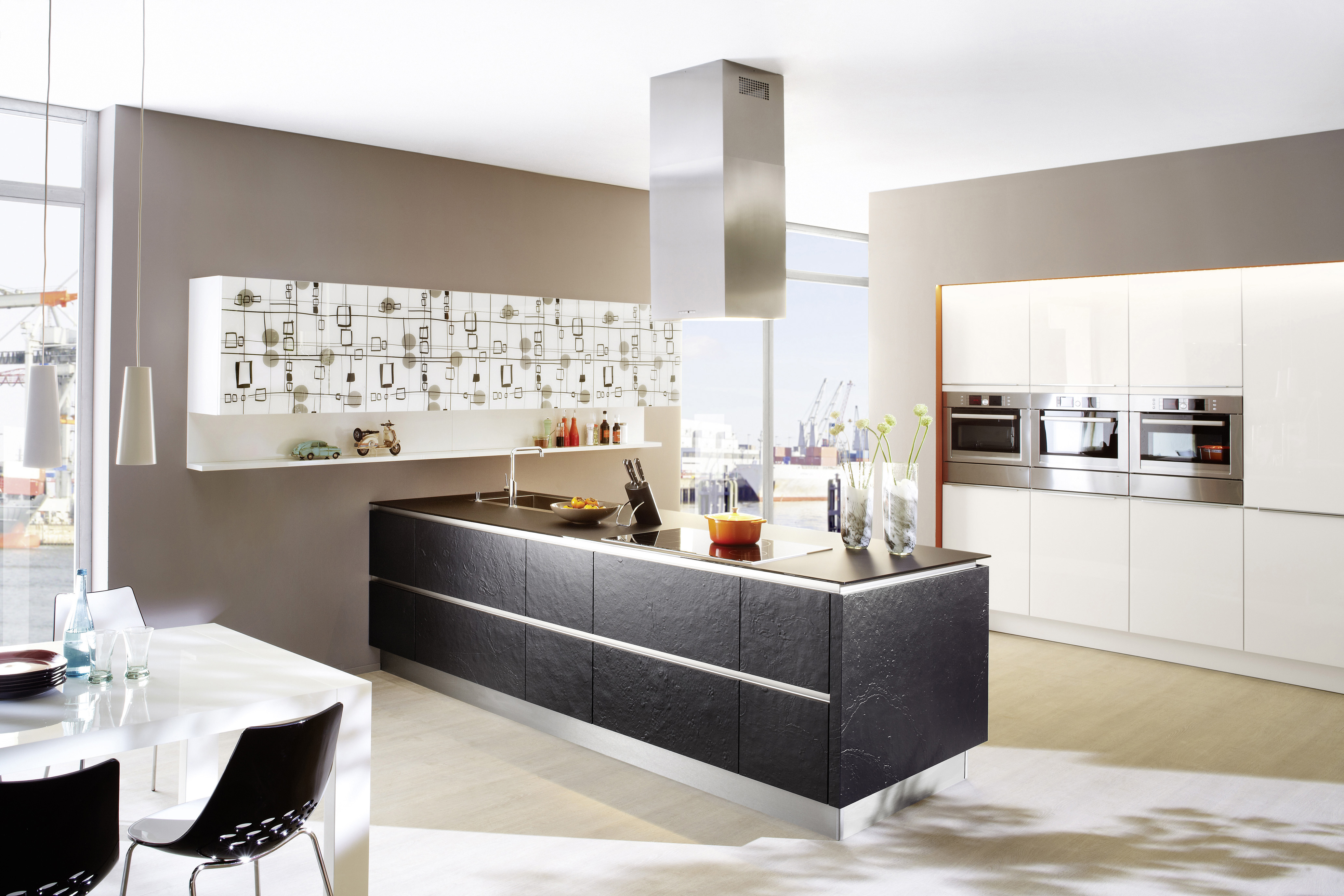elektroger te in der modernen k che lautlos durch die nacht amk arbeitsgemeinschaft die. Black Bedroom Furniture Sets. Home Design Ideas