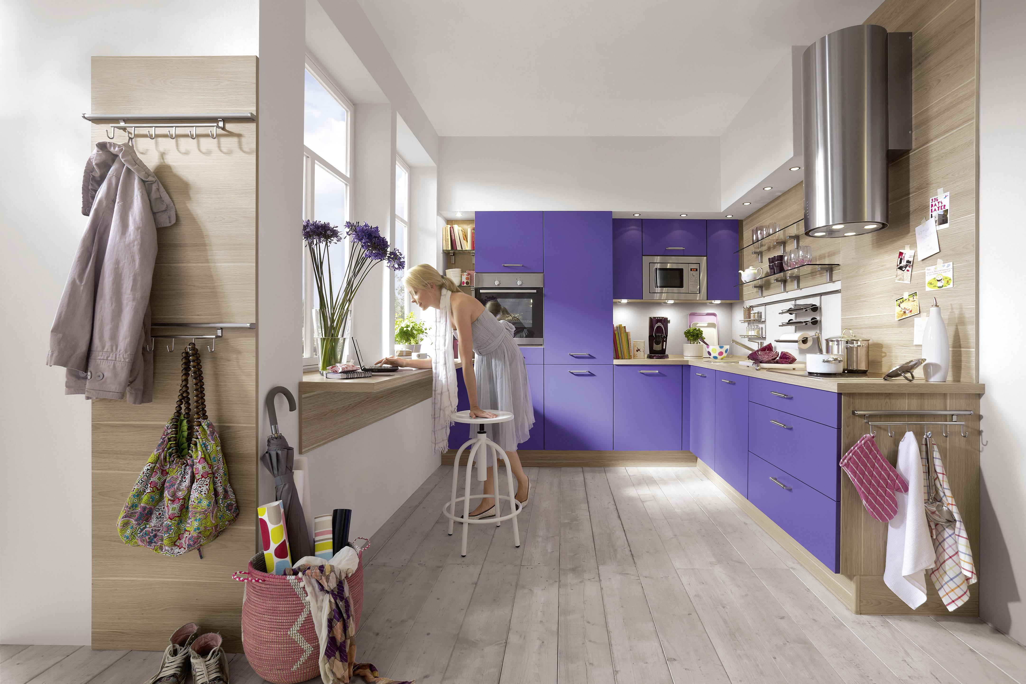 Kleine Küche – große Wirkung Tipps, wie eine Mini-Küche zur ...