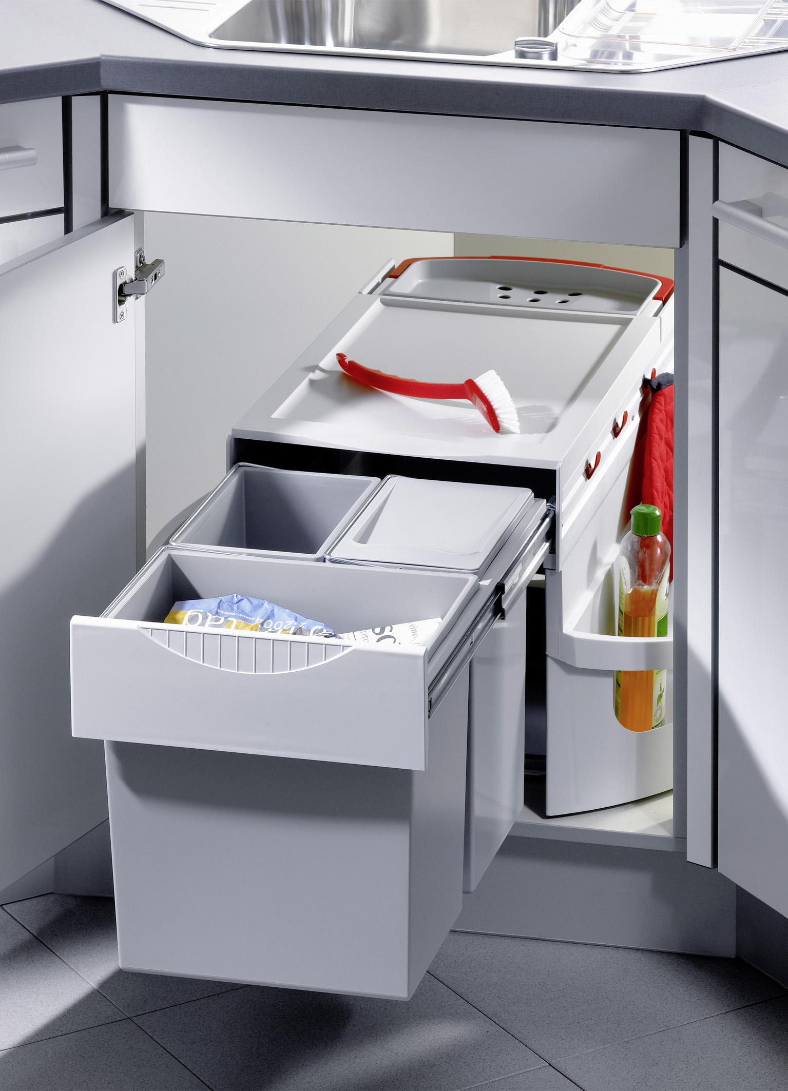 Innovative Abfalltrennsysteme für die Küche - AMK