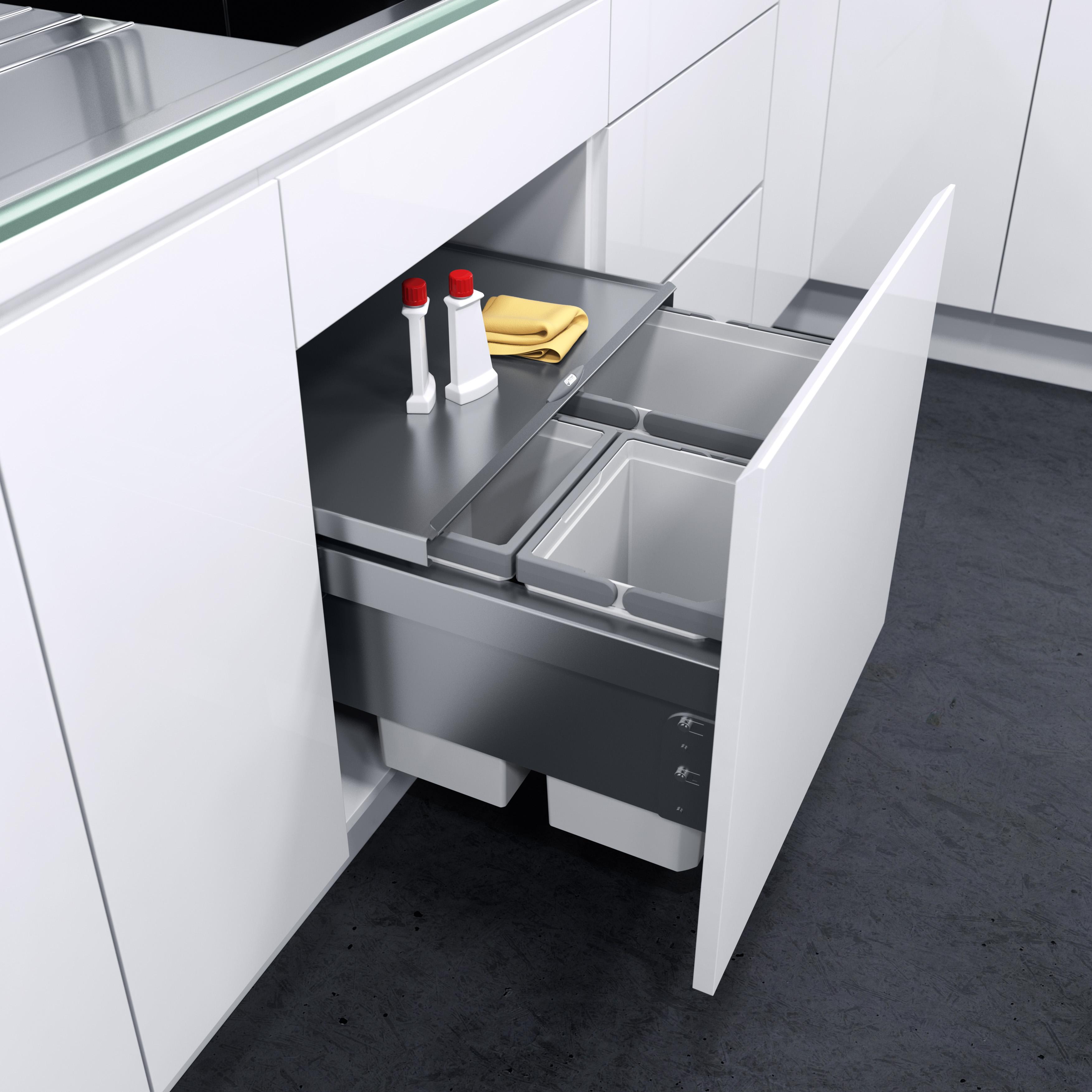 innovative abfalltrennsysteme für die küche  amk