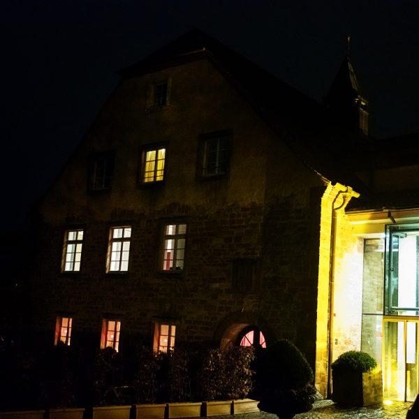 1. AMK-Fachpresseabend im Kloster Hornbach
