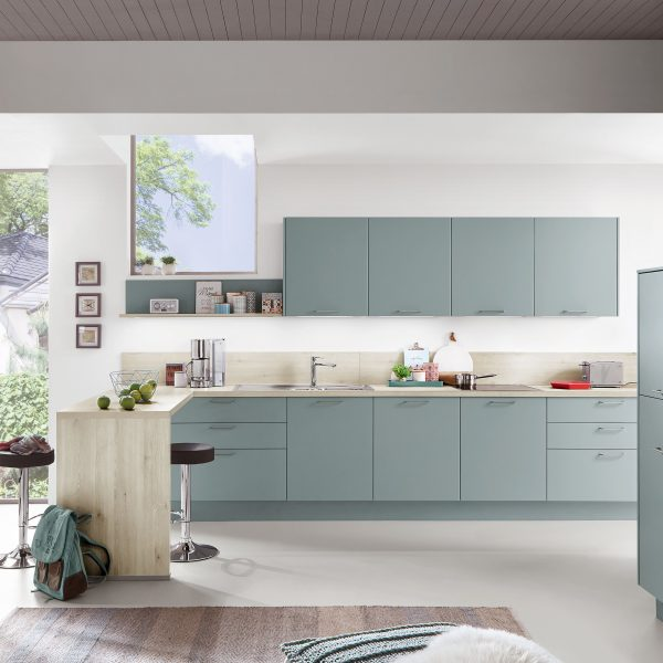 Farbe in der Küche