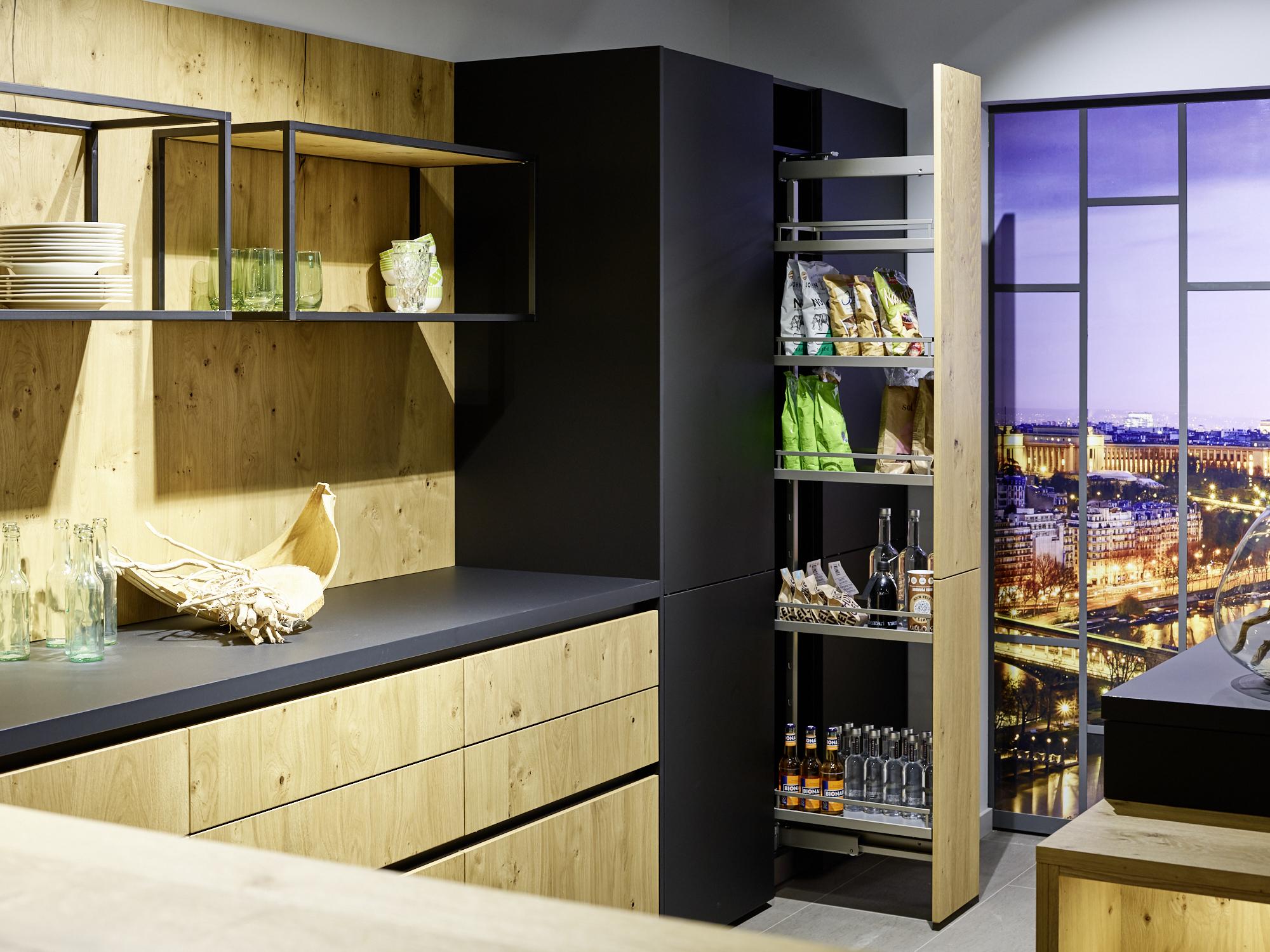 Nischenlösung Küche | Fokus Kuchennische Amk Arbeitsgemeinschaft Die Moderne Kuche E V