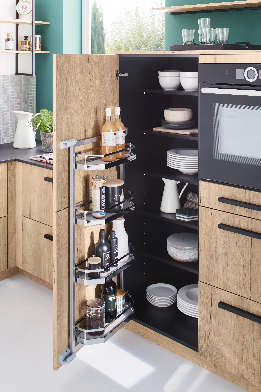 Attraktive Stauraum-Ideen für kleine Küchen - AMK ...