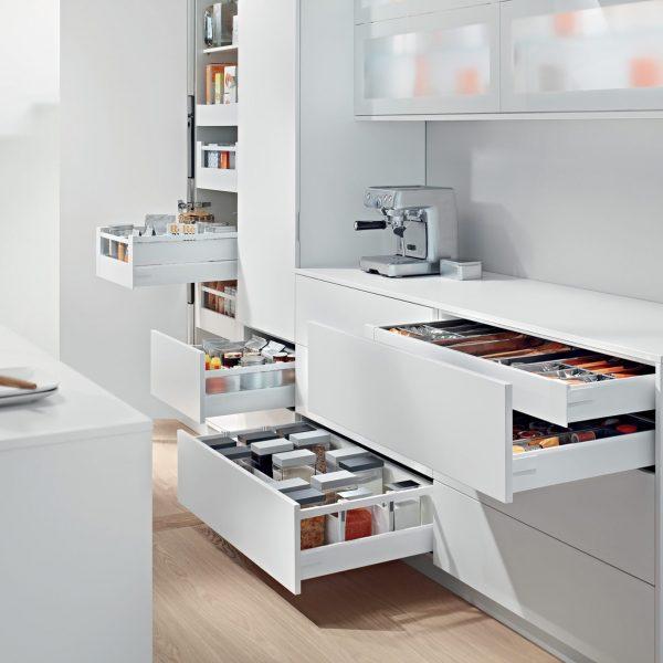 Stauraum kleine Küche