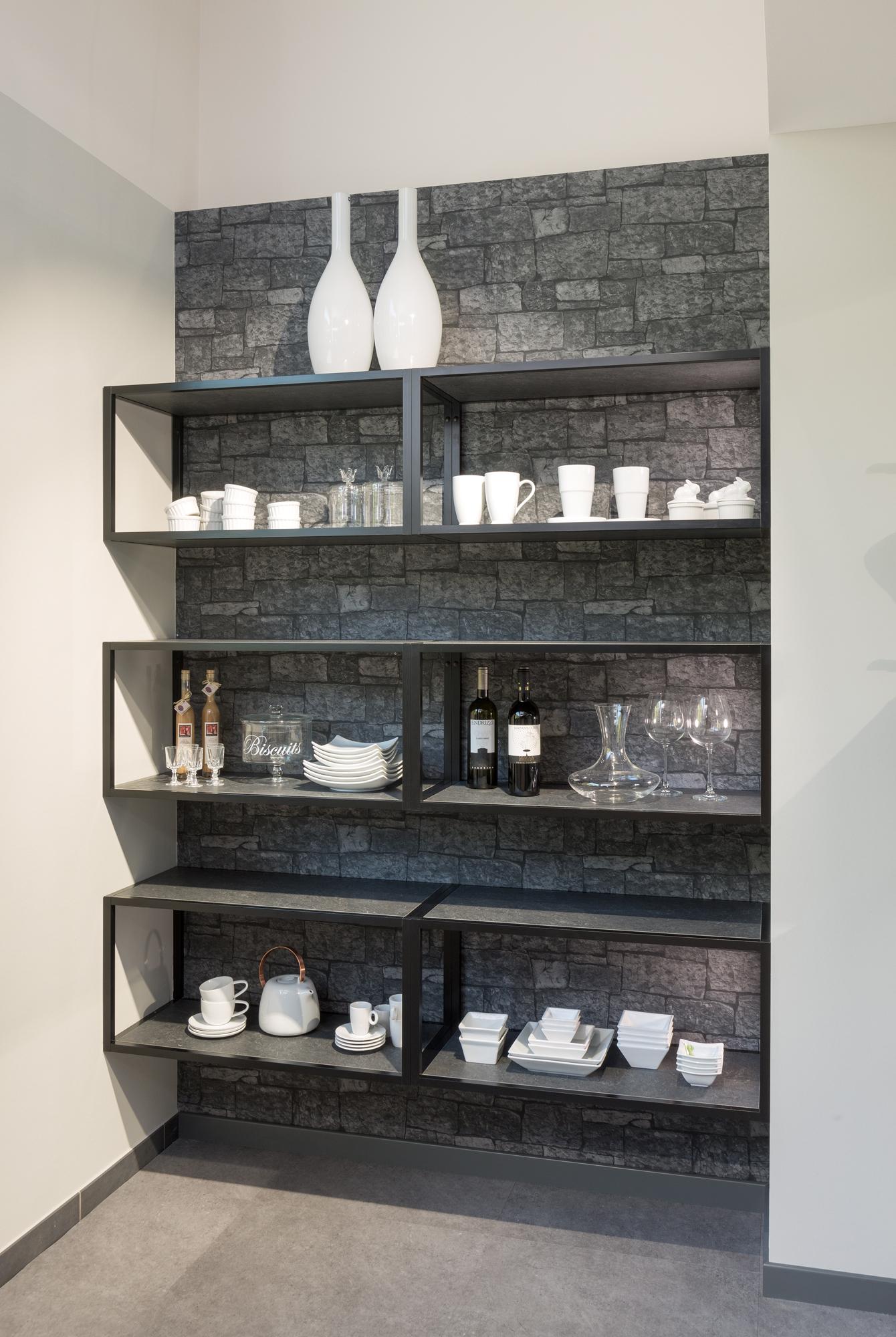 Attraktive Stauraum Ideen Für Kleine Küchen Amk