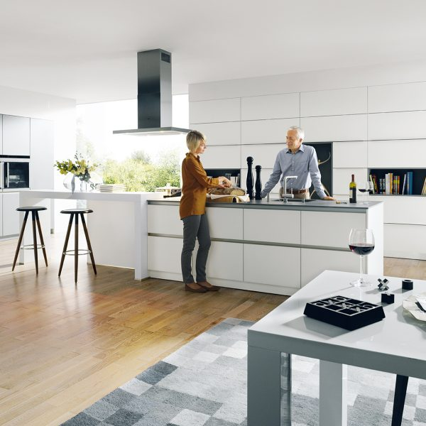 Männerküchen vs. Frauenküchen